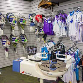 Магазин товаров для тенниса