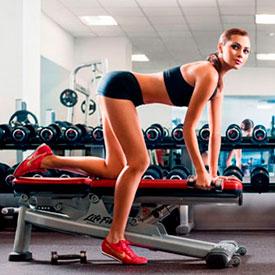 Занятия фитнесом в Харькове